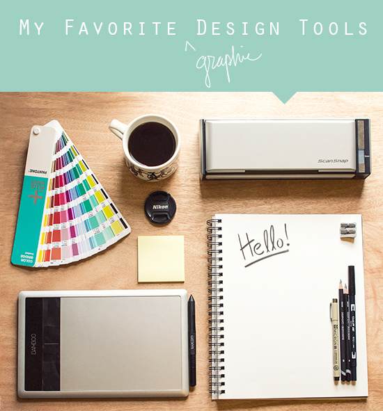 Danielle Eastberg Design Tools